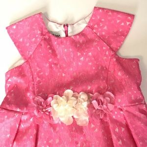 Pink Lace Pippa & Julie Dress Girls 6